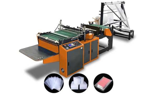 Air bubble film bag making machine series